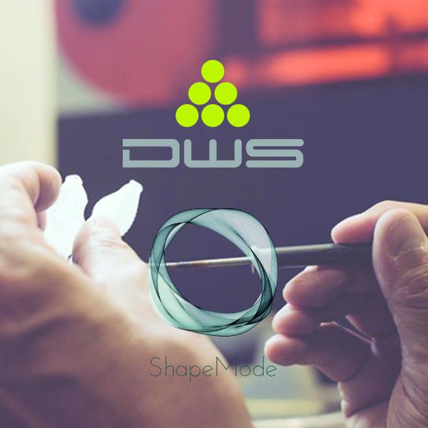 ShapeMode Diventa Rivenditore Ufficiale Della DWS XFAB
