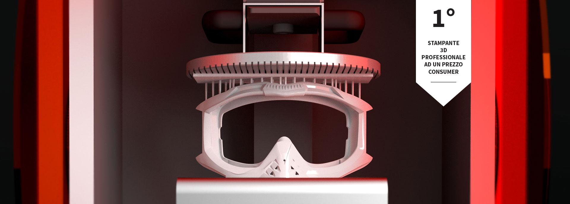 La Stampa 3D Stereolitografica, La Rivoluzione è Qui