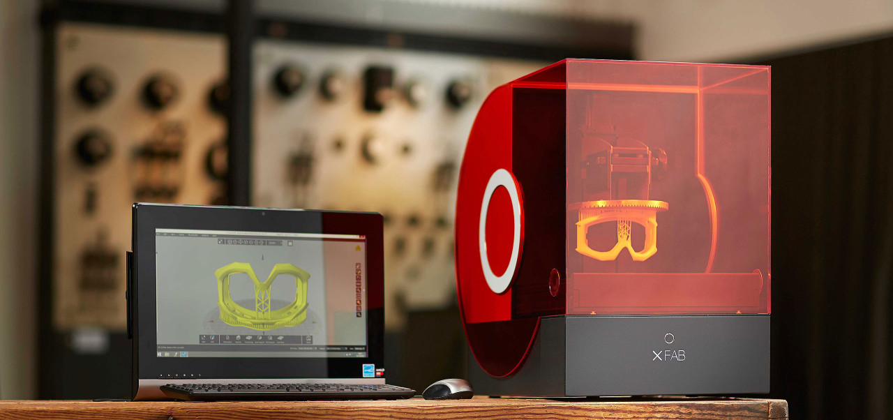 Acquista La Stampante 3D DWS XFAB