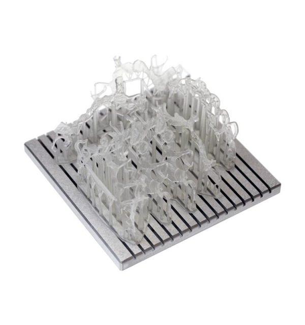 resina trasparente vitra 430