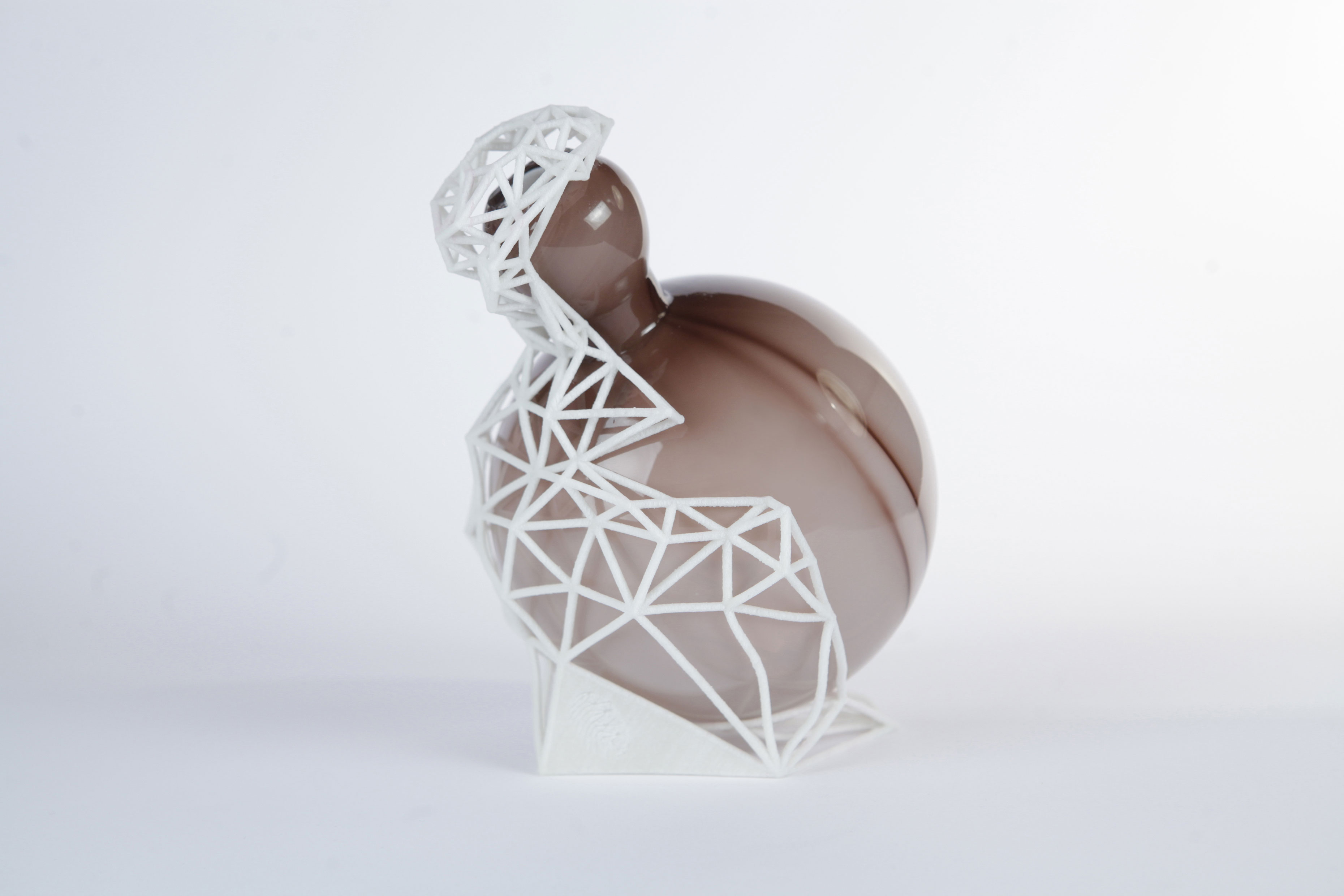 Murano Vasi Ibridi Scarti Artigianali Stampa 3D Anita Angelucci Salvatore Saldano