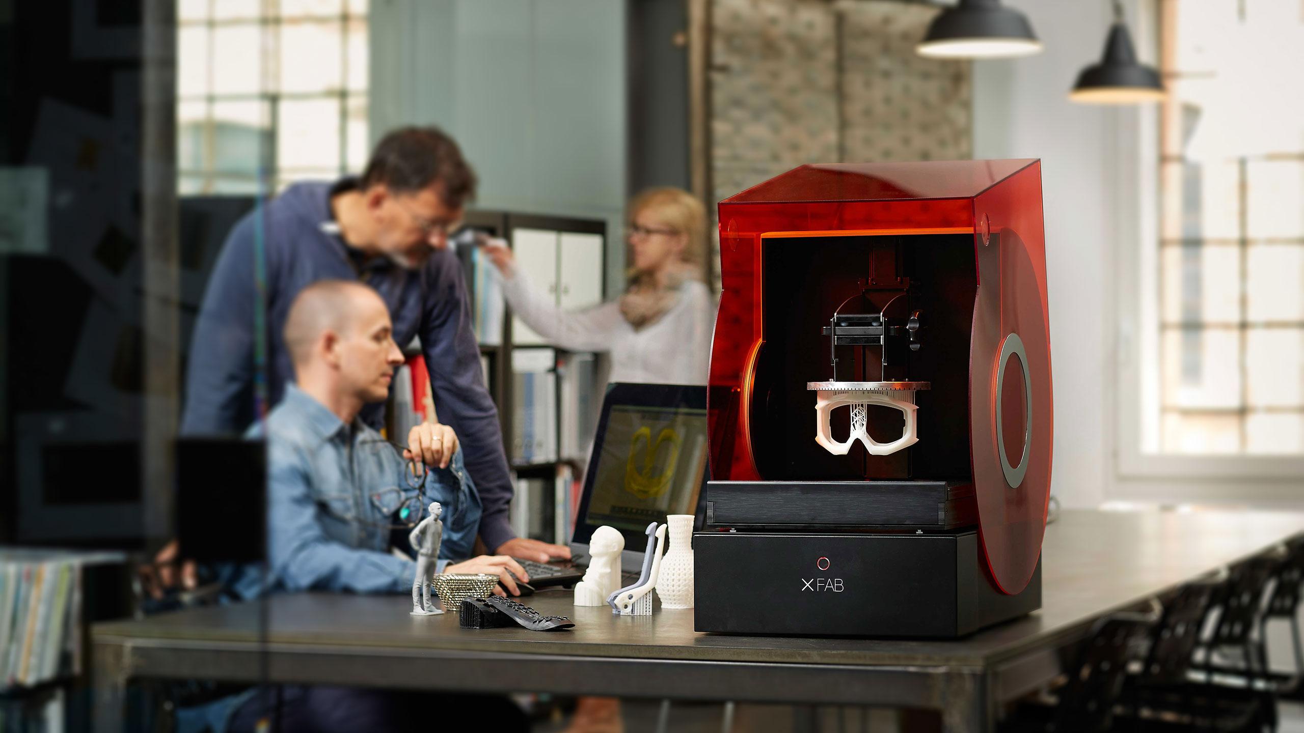 """XFAB Vince Il Premio Per La Categoria """"Stampante 3D Personale Dell'anno"""""""
