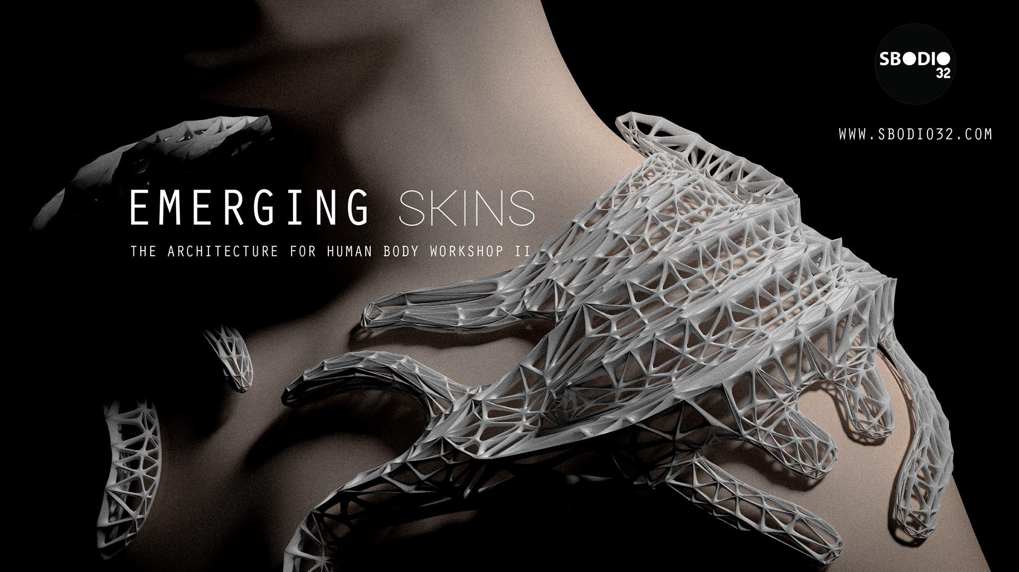 Emerging Skins, Creare Concept D'avanguardia Per Esporre Al Fuorisalone