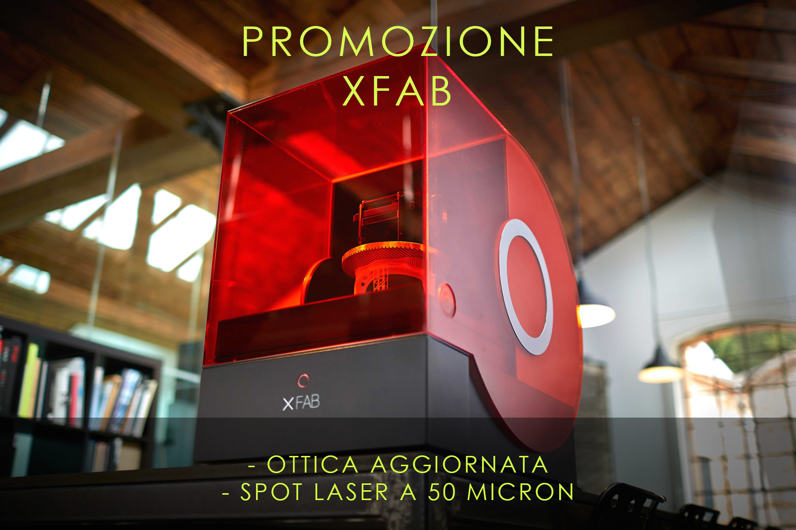 La Nuova Versione Di XFAB è Ora Disponibile