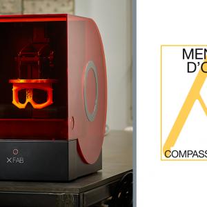 XFAB Vince La Menzione D'Onore Al Premio Compasso D'Oro ADI