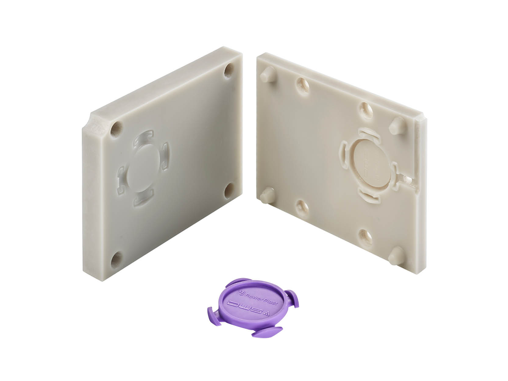 stampaggio plastico stampa 3d iniezione therma dm 500