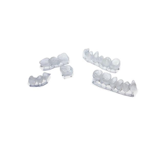 Denti stampati 3d milano