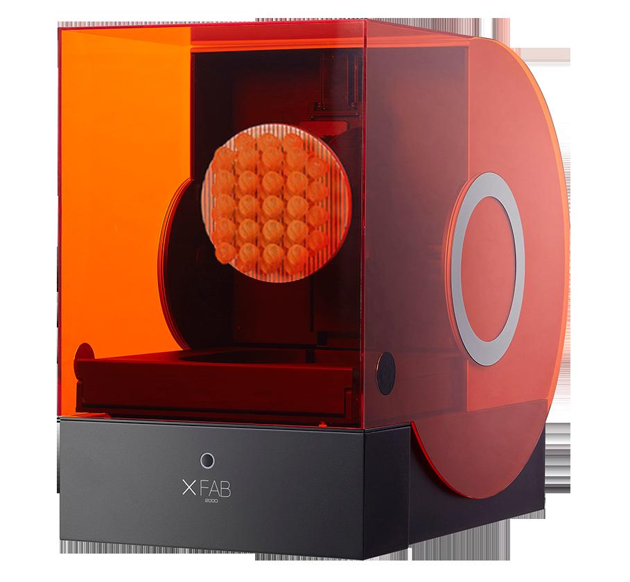 xfab stampante 3d 2