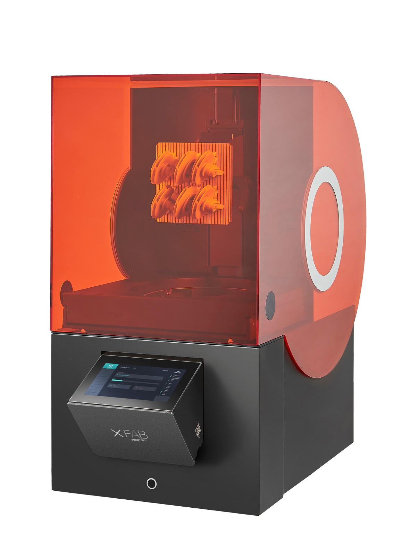 XFAB 3500SD stampante 3d