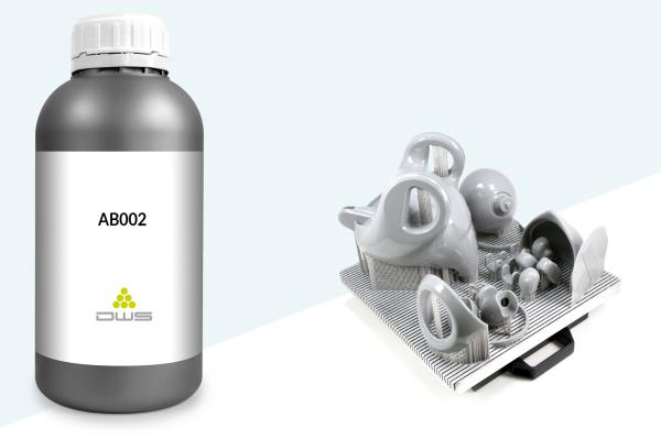 AB002 resina consumabili dws systems