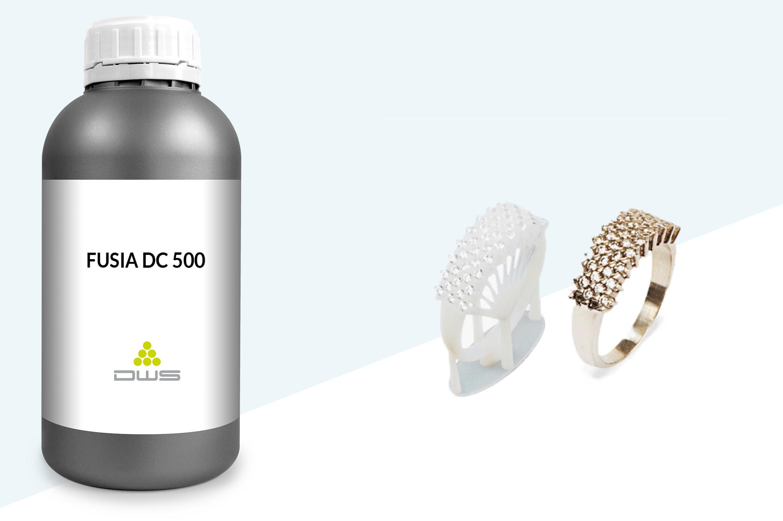 Fusia Dc500 Resina Fondibile Per Settore Orafo