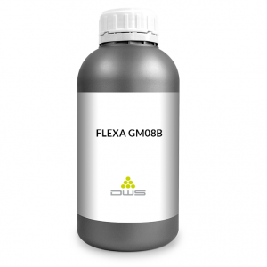 Resina Flexa GM08B DWS Systems