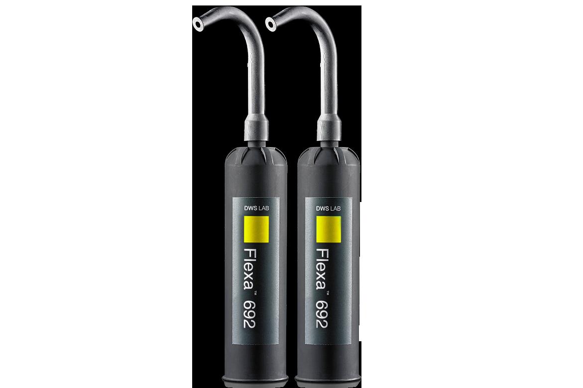 kit flexa 692 resina stampa 3d dws system