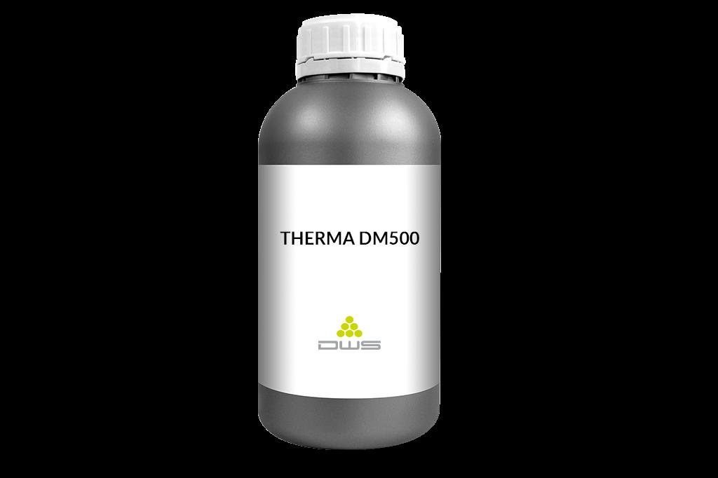 resina therma dm500 per gioielleria e settore industriale stampa 3d dws system
