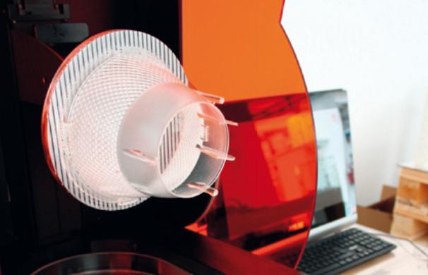 Materiali Trasparenti Per La Stampa 3D: Resine Serie Vitra