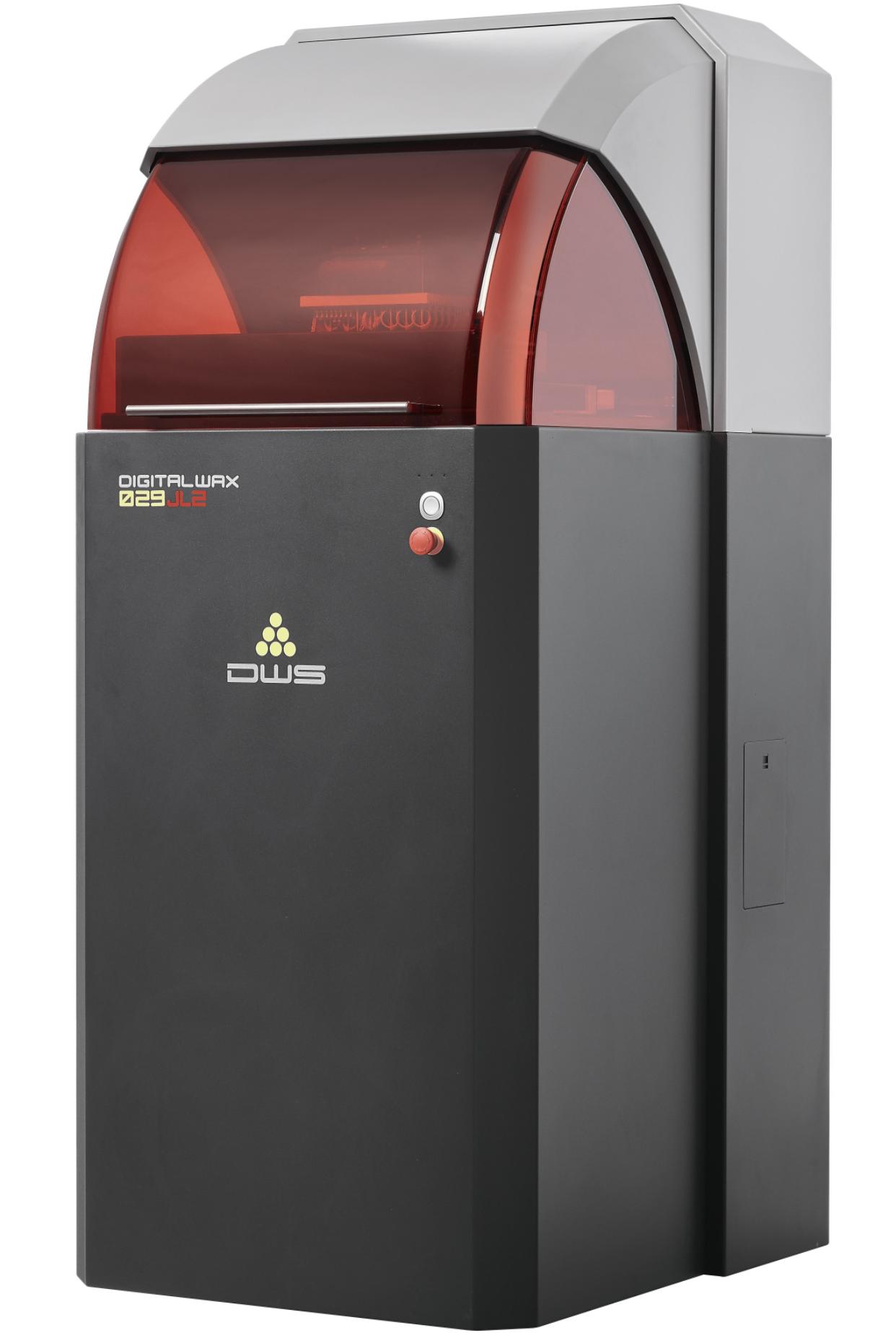 Nuova Stampante 3D 029JL2 Di DWS Systems: Prezzo In Offerta Fino A 31 Luglio 2020!